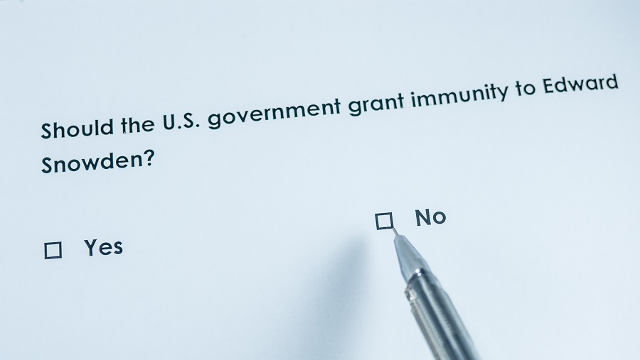 should-the-US-government-grant-immunity-to-Edward-Snowden